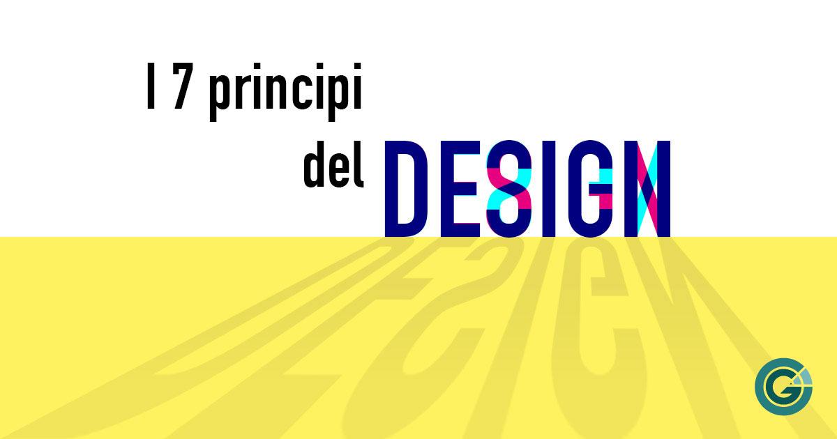 I 7 Principi Del Design