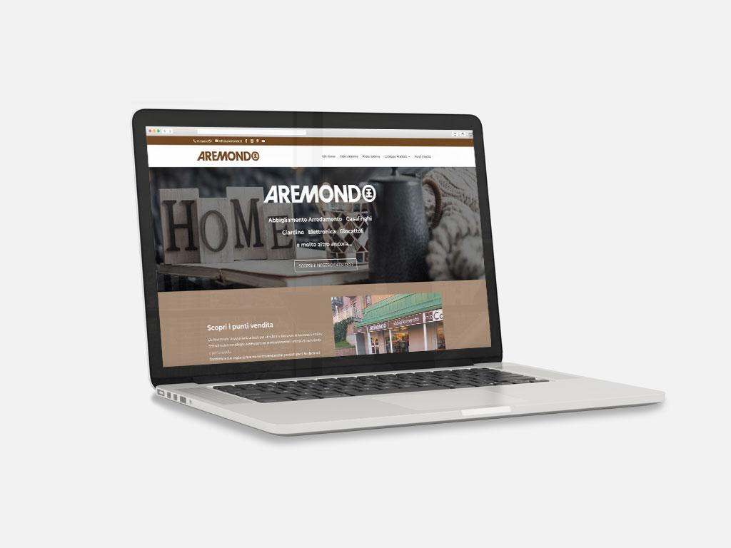 sito web aremondo