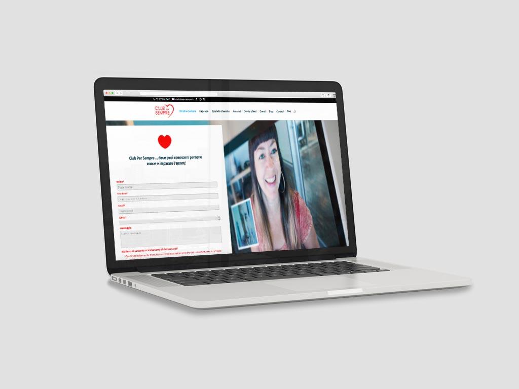 sito web agenzia di incontri