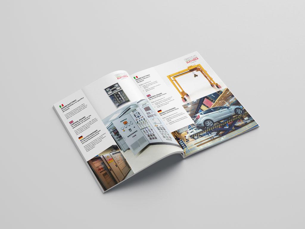 Progettazione Catalogo Aziendale