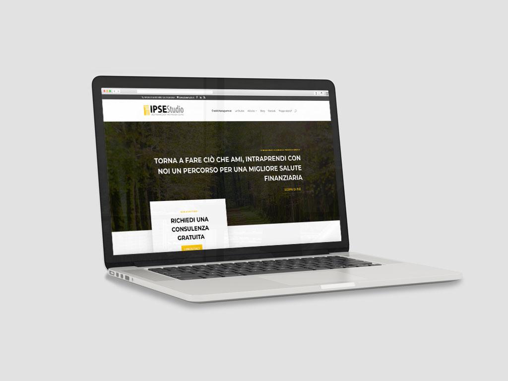 Sito Web Consulenza Aziendale
